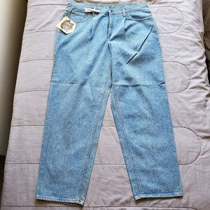 VTG 90S LEE EASY RIDER MADE IN USA JEANS